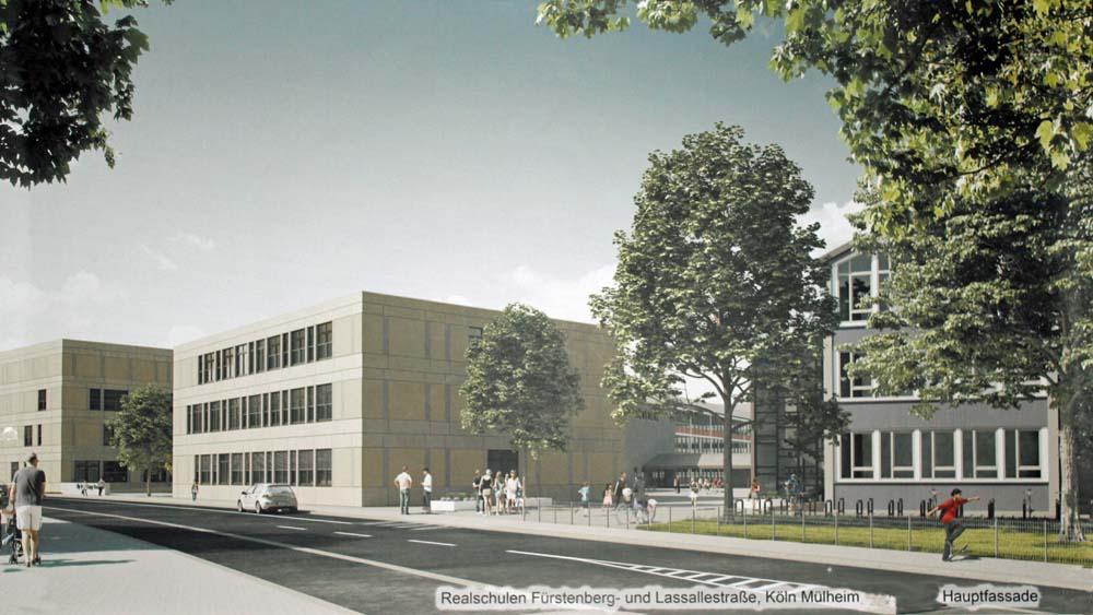 Elly Heuss Knapp Realschule Köln