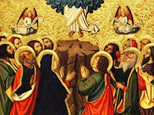 Christi Himmelfahrt : Christi Himmelfahrt schenkt uns Hoffnung - katholisch.de / Termine und informationen und bedeutung zum feiertag christi himmelfahrt datum: